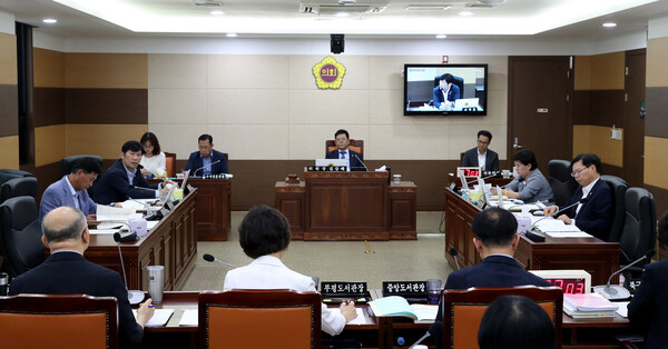 제256회 인천광역시의회 임시회 제1차 교육위원회 대표 이미지