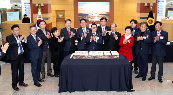 2020년 인천광역시의회 신년인사회