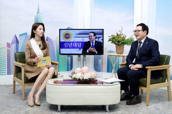 NIB 남인천방송 2020 신년대담