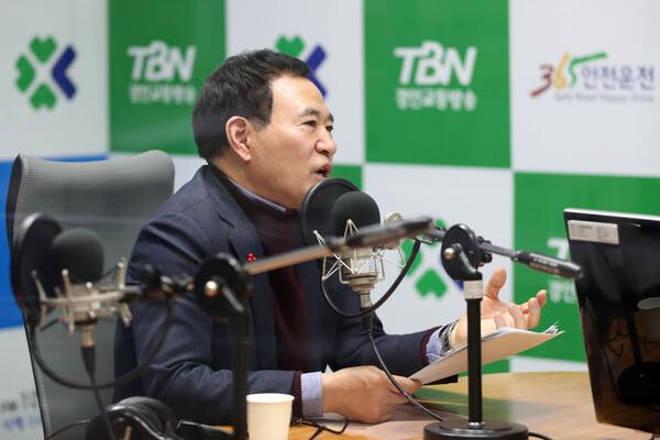TBN경인교통방송 경인매거진 인터뷰 대표 이미지