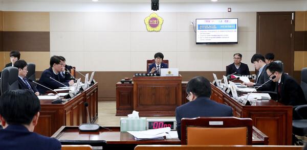 제260회 인천광역시의회 임시회 제2차 문화복지위원회