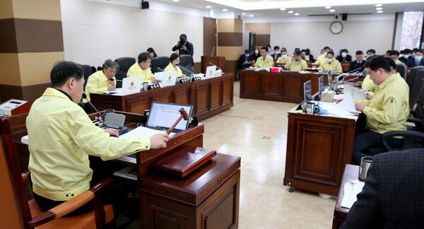 제261회 인천광역시의회 임시회 제1차 기획행정위원회