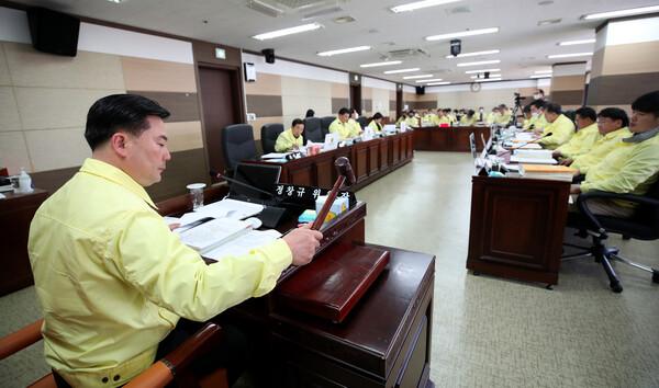 제261회 인천광역시의회 임시회 제1차 예산결산특별위원회