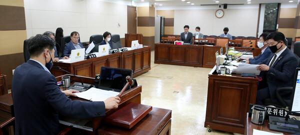 제263회 인천광역시의회 정례회 제1차 기획행정위원회