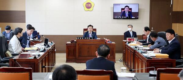 제263회 인천광역시의회 제1차 정례회 제2차 산업경제위원회 대표 이미지