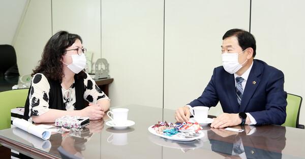 인천어린이집연합회 방문 대표 이미지