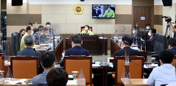제256회 인천광역시의회 임시회 제1차 의회운영위원회