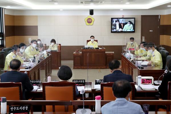 제265회 인천광역시의회 임시회 제1차 교육위원회