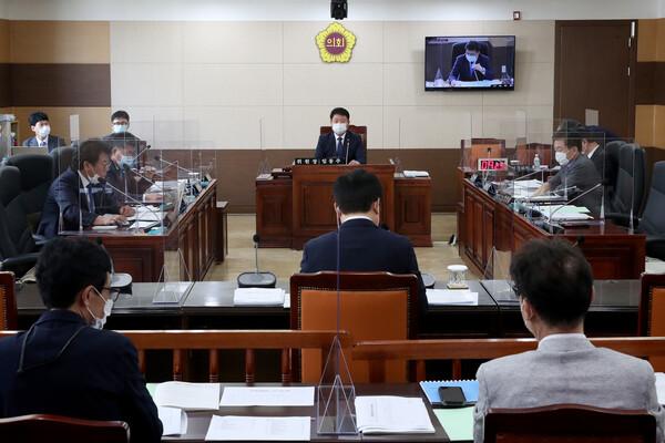 제265회 인천광역시의회 임시회 제1차 산업경제위원회