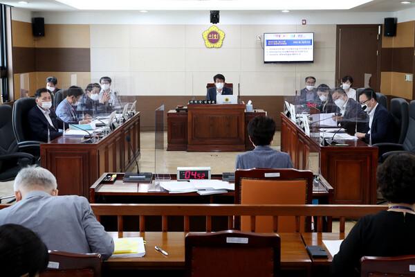 제265회 인천광역시의회 임시회 제2차 문화복지위원회