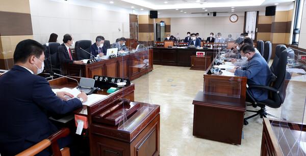 제265회 인천광역시의회 임시회 제2차 산업경제위원회