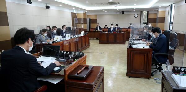 제265회 인천광역시의회 임시회 제3차 문화복지위원회
