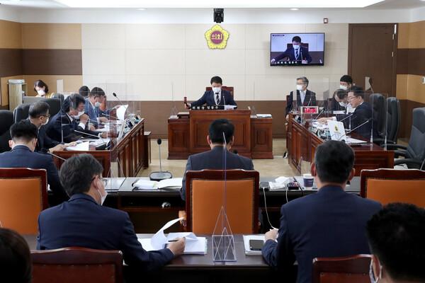 제265회 인천광역시의회 임시회 제3차 산업경제위원회