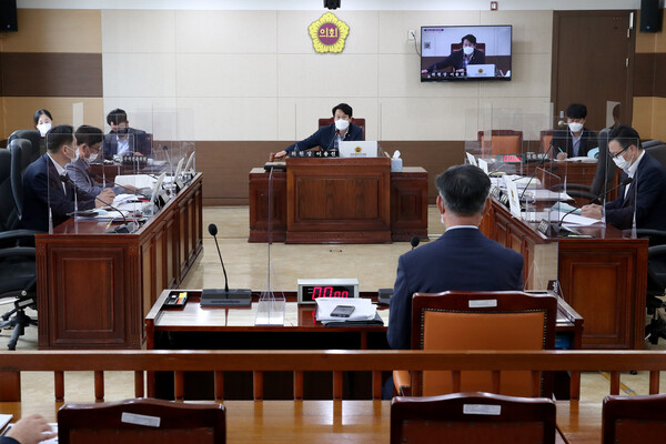 제265회 인천광역시의회 임시회 제4차 문화복지위원회
