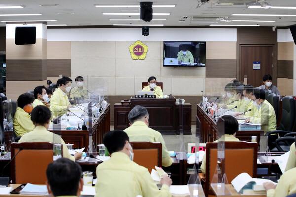 제265회 인천광역시의회 임시회 제1차 예산결산특별위원회